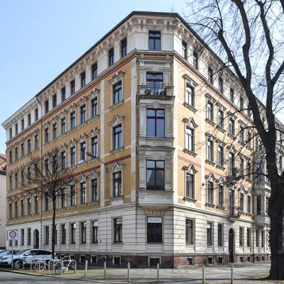 Vermietung Leipzig Waldstraße