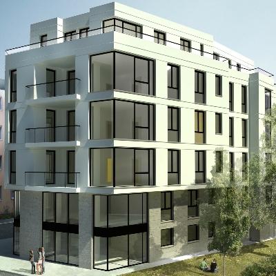 Vermietung Neubauprojekt Leipzig